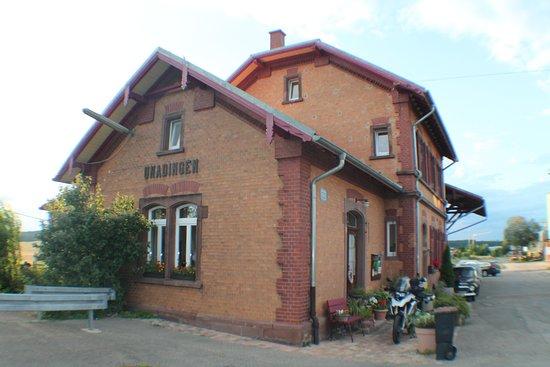 Loffingen, ألمانيا: la stazione