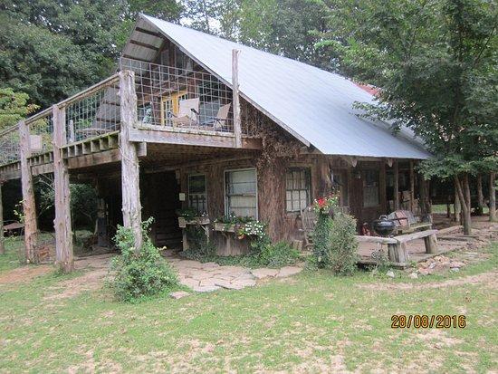Golconda, IL: Cabin