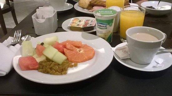Sheraton Buenos Aires Hotel & Convention Center: Desayuno, productos aptos para celìacos