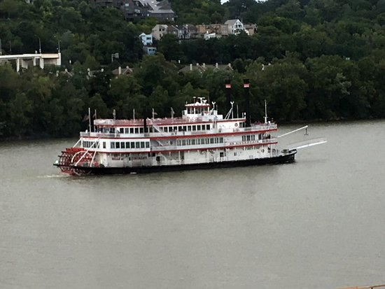 BB Riverboat in Newport KY