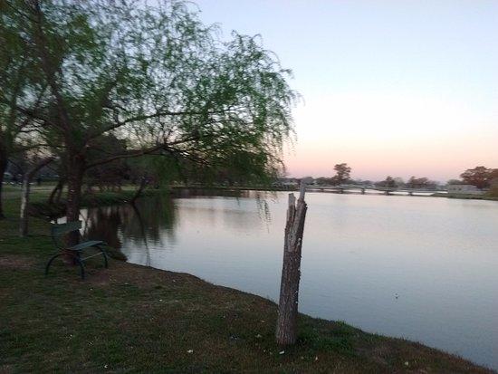 Trenque Lauquen, Argentinien: lago