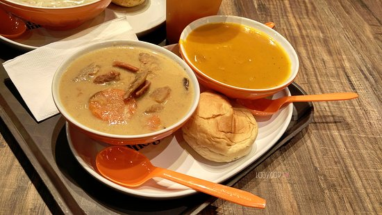 The Soup Spoon: Tokyo Chicken Stew and Roasted Pumpkin