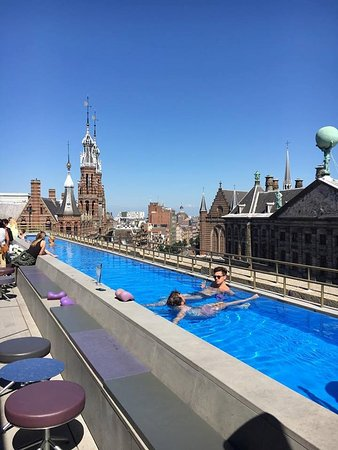 W Lounge Picture Of Ibis Amsterdam Centre Stopera