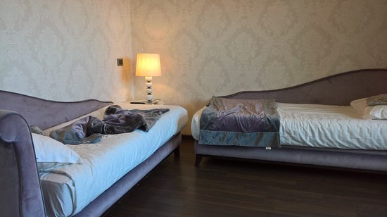 Carnival Palace Hotel: Lounge Area