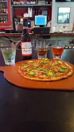 McKinney, TX : Personal Thin Crust Pizza