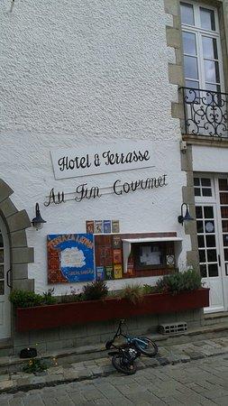 Au Fin Gourmet Hôtel & Terrasse: 20160818_132203_large.jpg