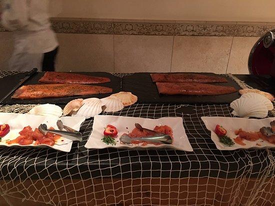 Hotel Trofana Royal : oriental buffet