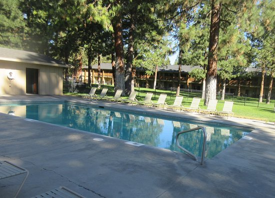 Swimming Pool, Best Western Ponderosa Lodge, Sisters, Oregon