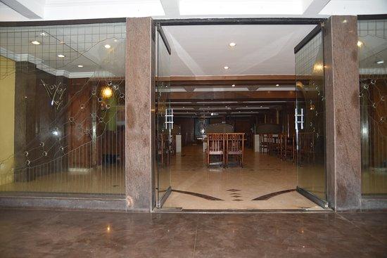 Hotel Maurya : Taamara Veg Restaurant