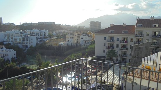 Hotel & Spa Benalmadena Palace: View from room 529