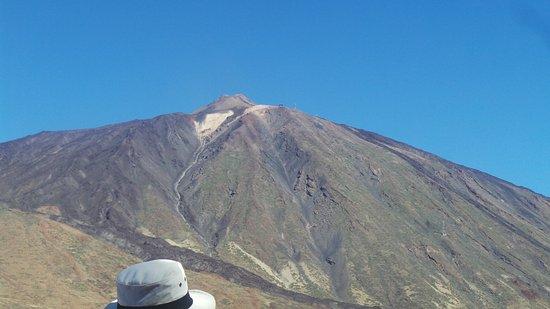 Arona, Ισπανία: Mount Teide.
