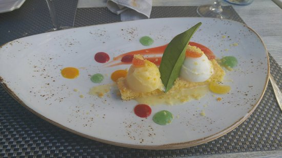 Restaurante Tio Pepe: Delicioso menu