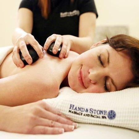University Park, FL: Signature Hot Stone Massage