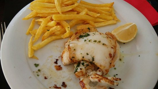 Viladecans, Espagne : Buen menú