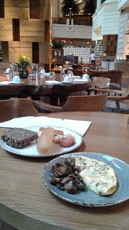Grand Hyatt Dubai: Breakfast