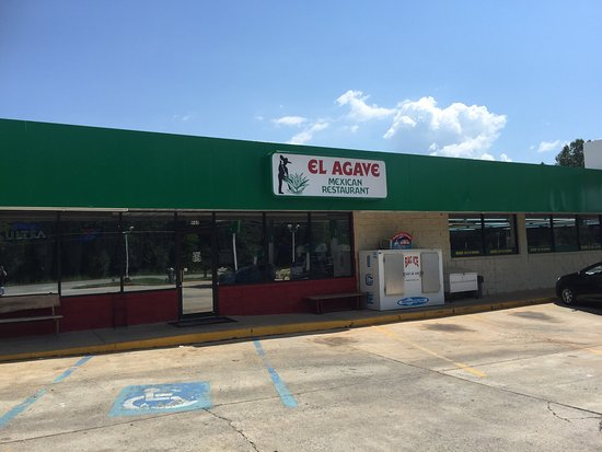 Eatonton, GA: Excellent restaurant. Authentic Mexican food.