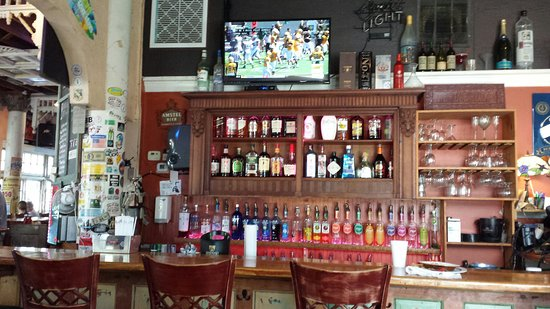 Cocoa, FL: The smaller bar at Murdock's