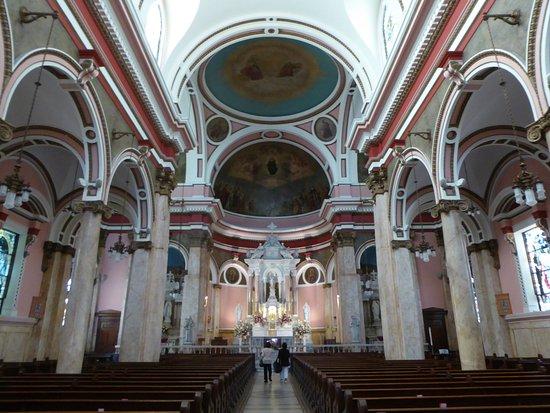 National Shrine of St. Rita of Cascia : Upper Church