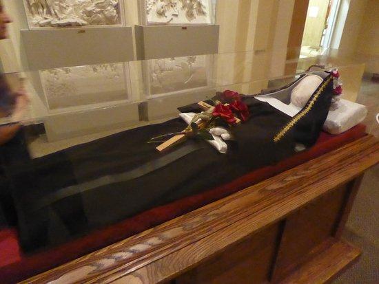 National Shrine of St. Rita of Cascia : Habit of St Rita