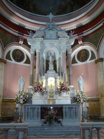 National Shrine of St. Rita of Cascia: Upper Church
