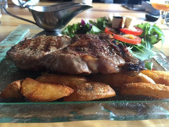 Laugarvatn, Islandia: Fantastic farm restaurant