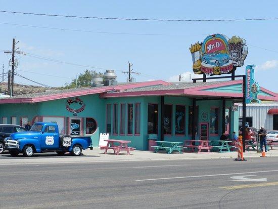 Mr D Z Route 66 Diner Clic