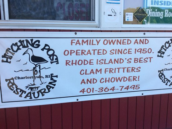 Charlestown, RI: Family owned since 1950.