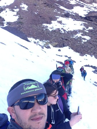 Imlil, Marrocos: winter expeditions