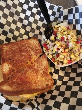 Spring Hill, TN: Grilled pimento cheese!