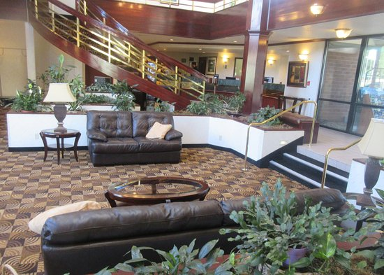 Lobby Best Western Pony Solr Inn Airport Portland Oregon