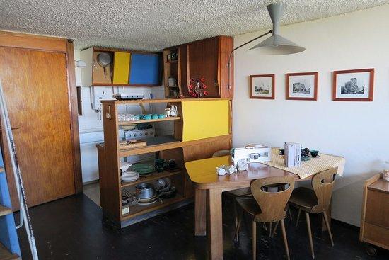 Le bureau picture of la maison radieuse le corbusier reze