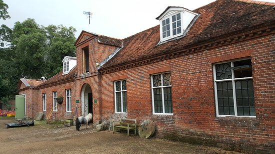 Didcot, UK: The Stables at Milton Manor House