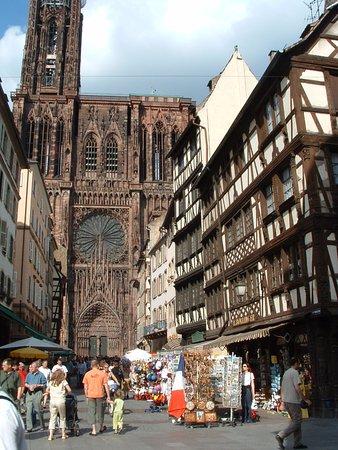 Katedra Notre Dame w Strasbourgu: La cattedrale