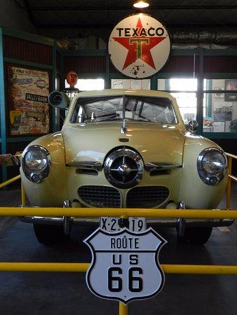 Kingman, AZ: 1950 Studebaker That Could've Driven On US Route 66