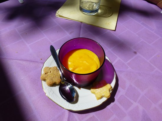 Castel Del Piano, Italie : Dessert