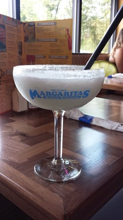 Northborough, MA: Lime in the Coconut margarita