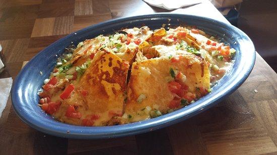 Northborough, MA: Tomato Garlic Nachos
