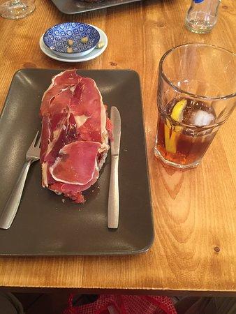 Province of A Coruna, สเปน: Enorme, apetecible, y deliciosoooo y todo esto a 1,70€.....nada mas kdecir😱👏🏼👏🏼