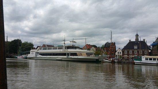 Hafenrundfahrt in Leer
