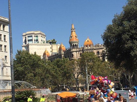 Catalonia Barcelona Plaza: photo2.jpg