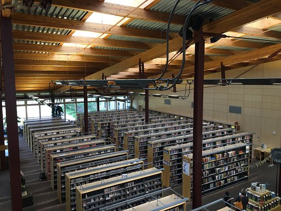 Bozeman Public Library: Amazing library.