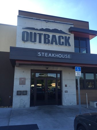 Nov 25, · Outback Steakhouse in Tampa offers customers a wide range of menu options. Obviously, there are numerous steak items here. You can try the classic tenderloin chopped steak, Outback center-cut sirloin, rib eye and Victoria's filet androidmods.mle: Steakhouse.