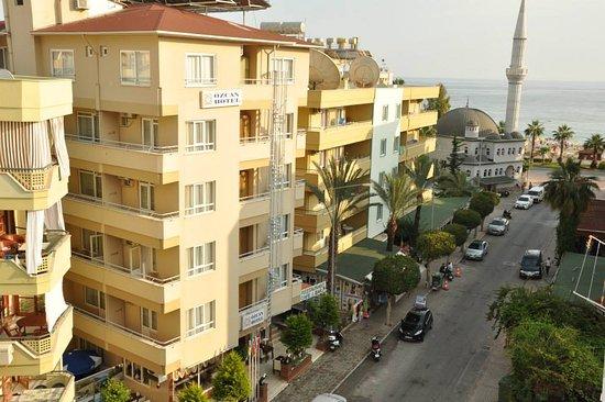 Ozcan Hotel: otel görünüm