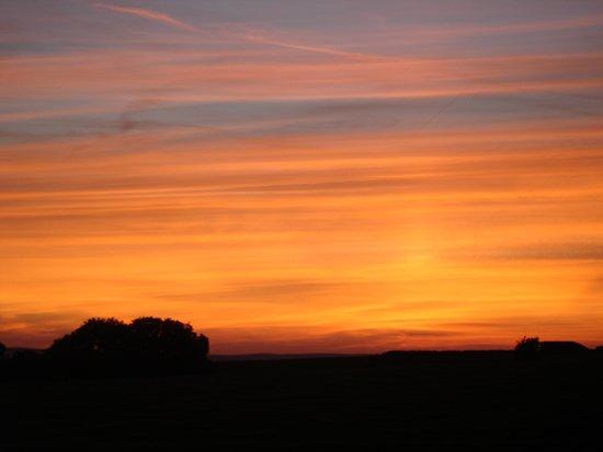 Biggin-by-Hartington, UK: the view!