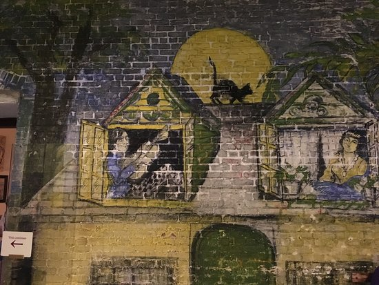 biltmore estate basement halloweenparty room