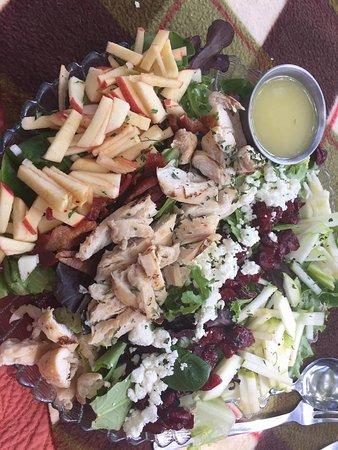 Auburndale, Flórida: Salad