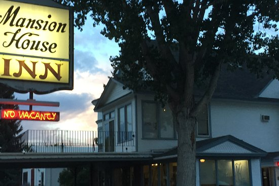 Buffalo, WY: Historic Mansion Inn