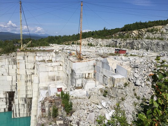 Barre, Βερμόντ: Wow- that's a lot of granite