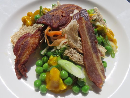 River Cottage Canteen & Deli: Beautiful fresh starter