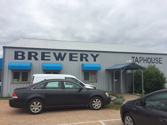 Eagle River, WI: Tribute Brewery and Taphouse